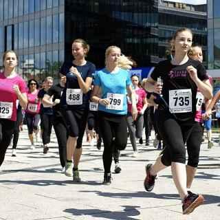 Český běh žen 2014